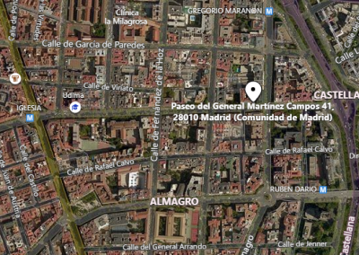 General Martínez Campos, 41 – Satellite view