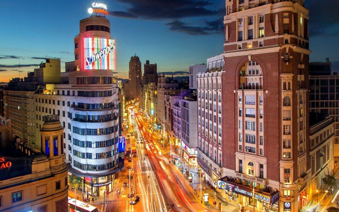 Madrid. Uno de Diciembre de Dos Mil Veinte